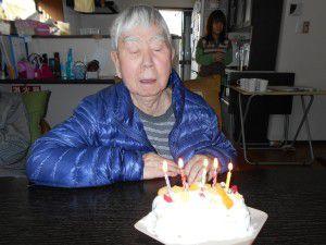 20150228利用者の皆様でケーキを作ってお祝い4