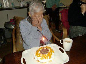 20151117-11月13日に94歳の誕生日を迎えられました。2