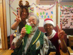 20141227東久留米学園のクリスマス会4