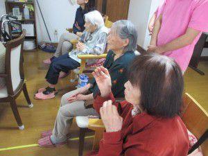 20151118日本舞踊鑑賞会1