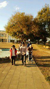 20141117清瀬の神山公園で散歩2