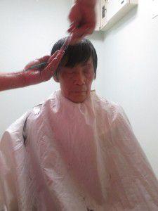 20150226花小金井で行っている散髪サービスをご紹介します。2