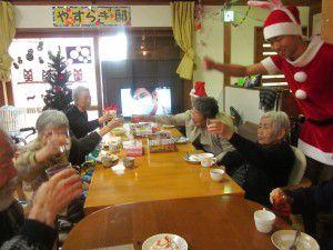 20141227東久留米学園のクリスマス会3