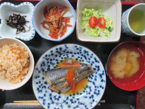 20150415お昼ご飯とおやつ3