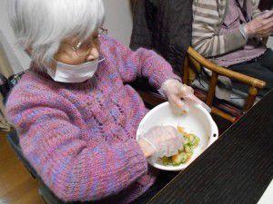 20150314初めてのポテトサラダづくりに挑戦。4