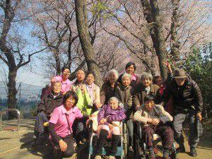 20150403花小金井からも、お花見特集をお届けします!3