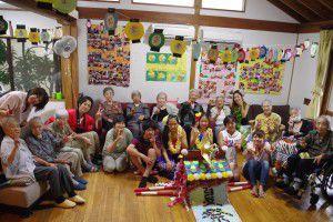 20151828学園の夏祭り!サマーフェスティバルを開催しました!