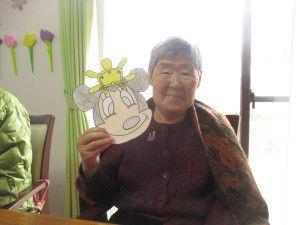 20150304花小金井では、雛祭りのイベントを行ないました!5