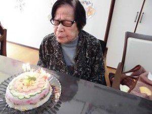 101歳になって益々お元気3