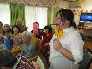 20150923花小金井でも敬老会を行ないました!28