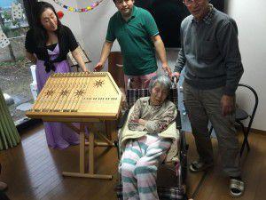 20141126花小金井で演奏会がありました。1