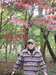 20151130新座市にある平林寺へ紅葉を見に行ってきました14
