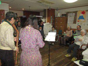 20150127珍しいリコーダの演奏会を催しました。4