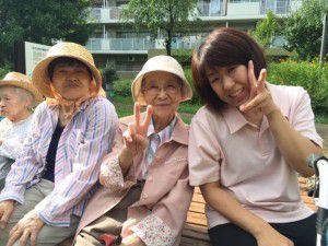 20150821日本で最初の団地「ひばりヶ丘団地」3