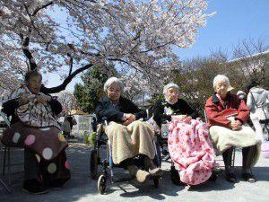 20150408お花見&紙芝居☆
