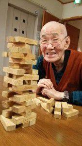 20150126ジェンガという積み木崩しゲームが密かなブームです。2