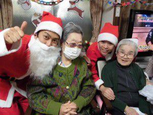 20141223近隣事業所と合同クリスマス会4