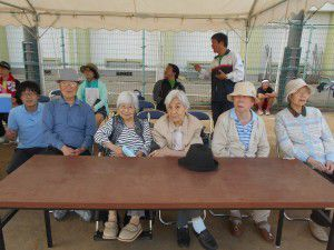 20151002杉並総合高校の体育祭の見学に行ってまいりました。