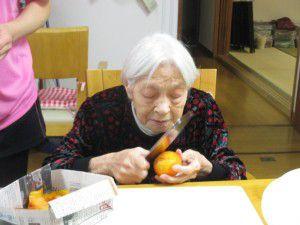 20151118干し柿づくり3