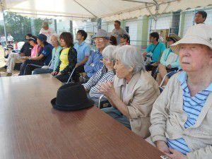 20151002杉並総合高校の体育祭の見学に行ってまいりました。2