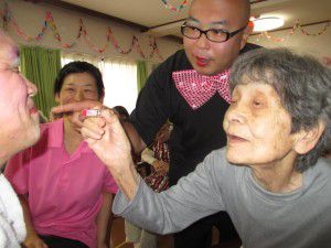 20150923花小金井でも敬老会を行ないました!18
