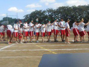 2014年9月27日の杉並総合高等学校様の体育祭3