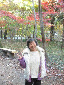20151130新座市にある平林寺へ紅葉を見に行ってきました4