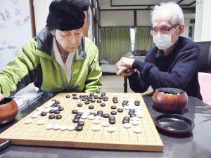 20150325今週は演奏会、囲碁勝負!誕生日会