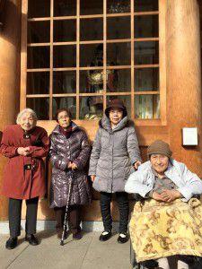20150107府中の大国魂神社に初詣に行って来ました2