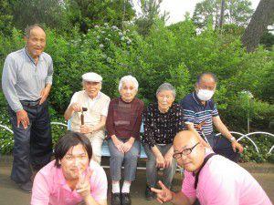 20150611東京都薬用植物園へ行ってきました!8