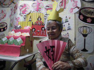 20150303今日は、3月3日ひな祭り☆2