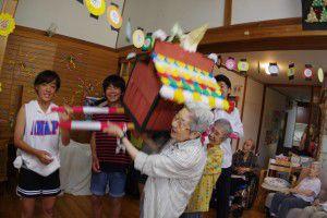 20151828学園の夏祭り!サマーフェスティバルを開催しました!3