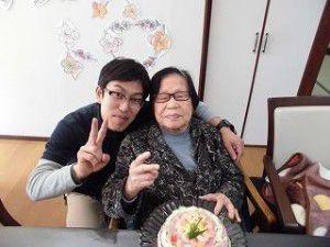 101歳になって益々お元気