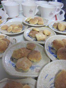 20141214皆さんでクッキー作りをしました!3