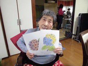 20150610貴重な晴れの日を狙い豊島園のあじさい祭りへ行ってきました!6