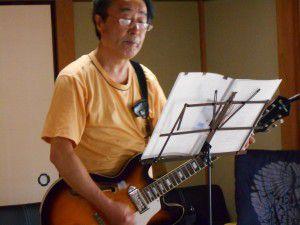 20150502ギター演奏会をしていただきました!