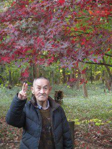 20151130新座市にある平林寺へ紅葉を見に行ってきました8