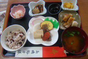 20150112東久留米お正月のおせち料理