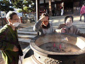 20141126新井薬師と新井天神北野神社へ行ってまいりました。3