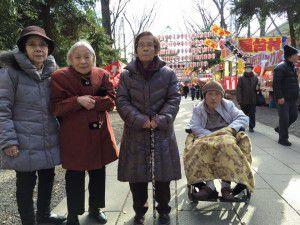 20150107府中の大国魂神社に初詣に行って来ました3